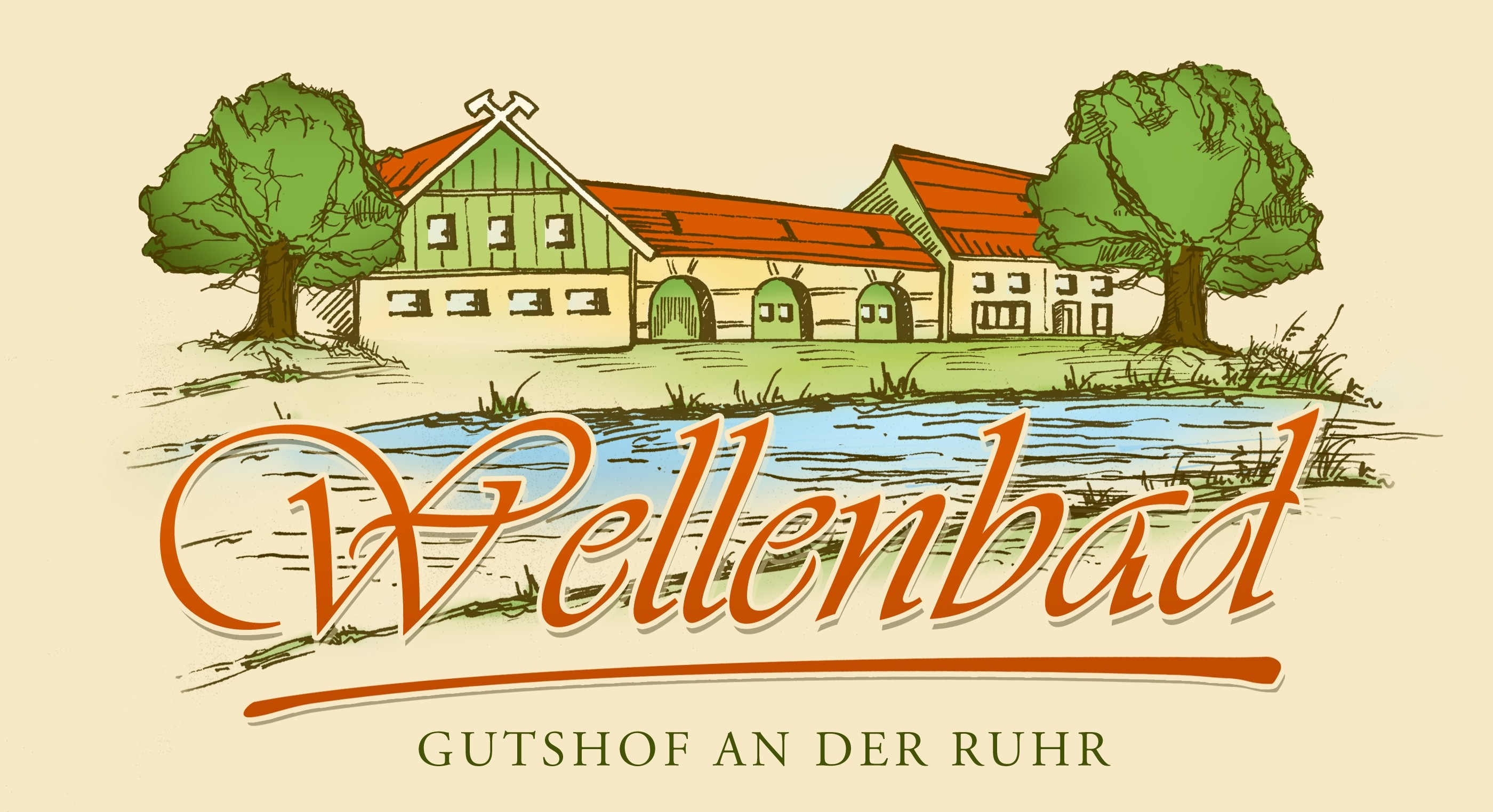 Hotel & Restaurant Wellenbad and der Ruhr